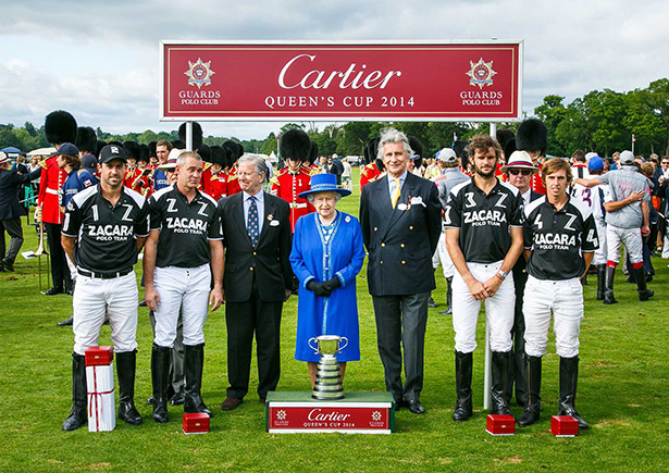 La Copa de Polo Cartier Queen's Cup