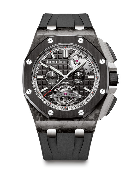 Royal Oak Offshore Tourbillon Cronógrafo Automático