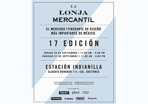 Regresa La Lonja Mercantil