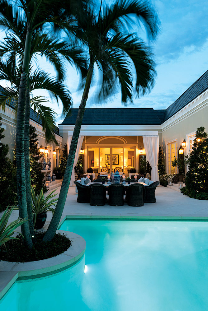 Casa en Palm Beach por Les Ensembliers
