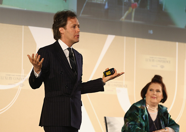 Condé Nast International Luxury Conference