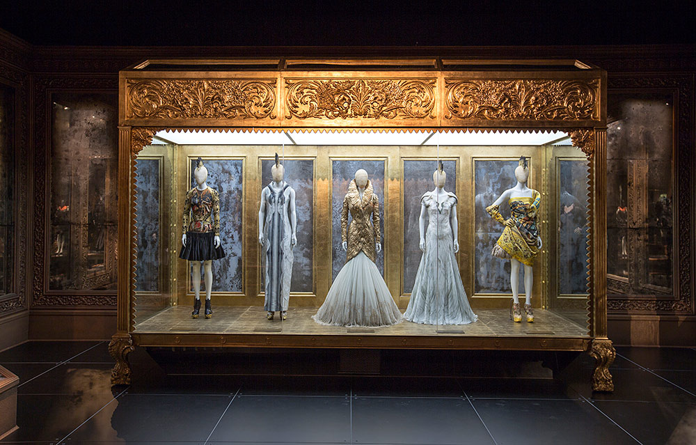 Savage Beauty en Victoria & Albert Museum