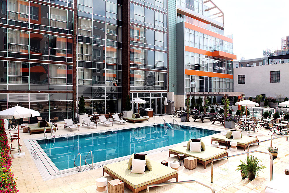 McCarren Hotel & Pool en Brooklyn
