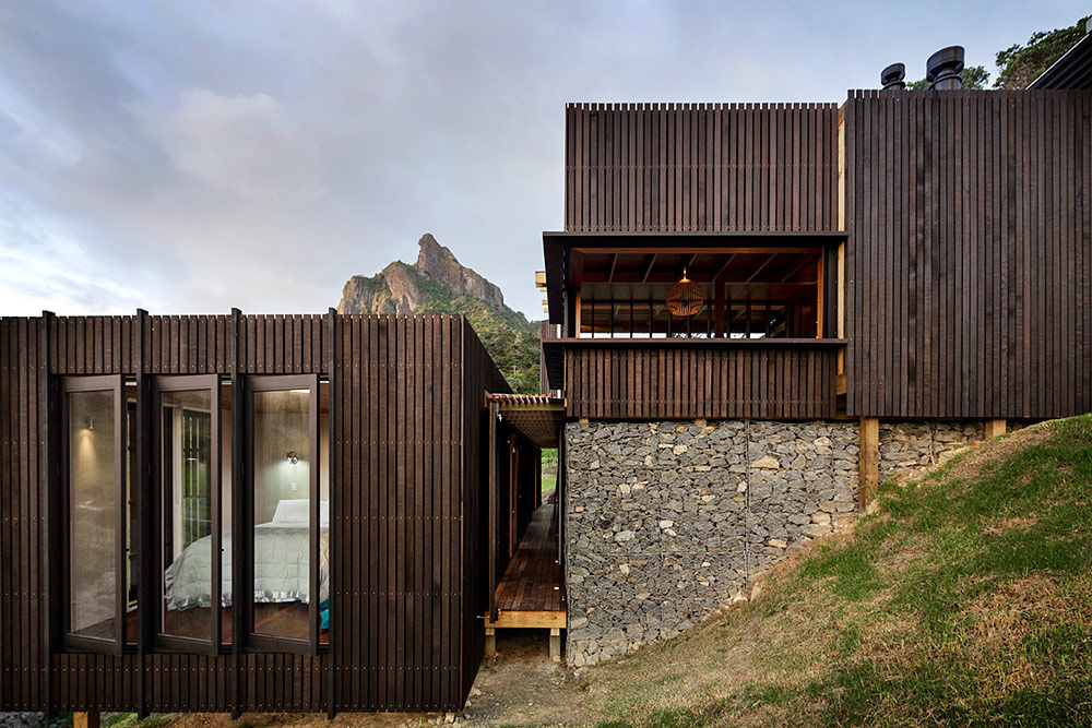Castle Rock Beach House en Nueva Zelanda