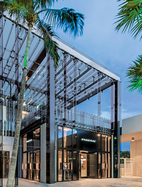 Diseño italiano en el corazón del Miami Design District
