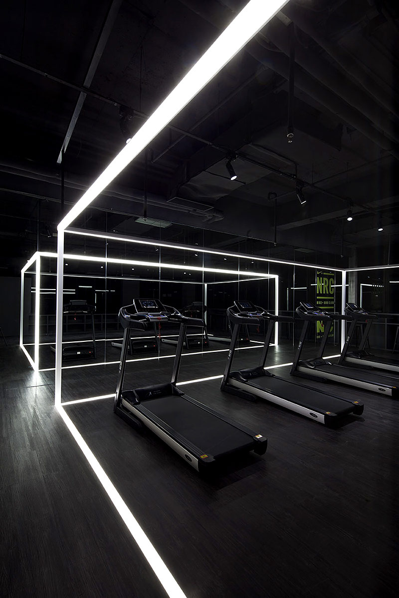 The Nike Studio en Beijing