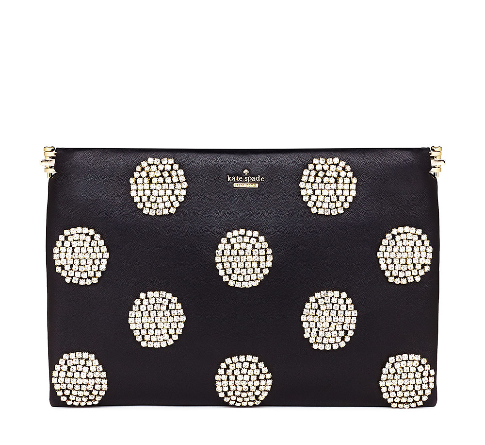 Clutch de Kate Spade new York.