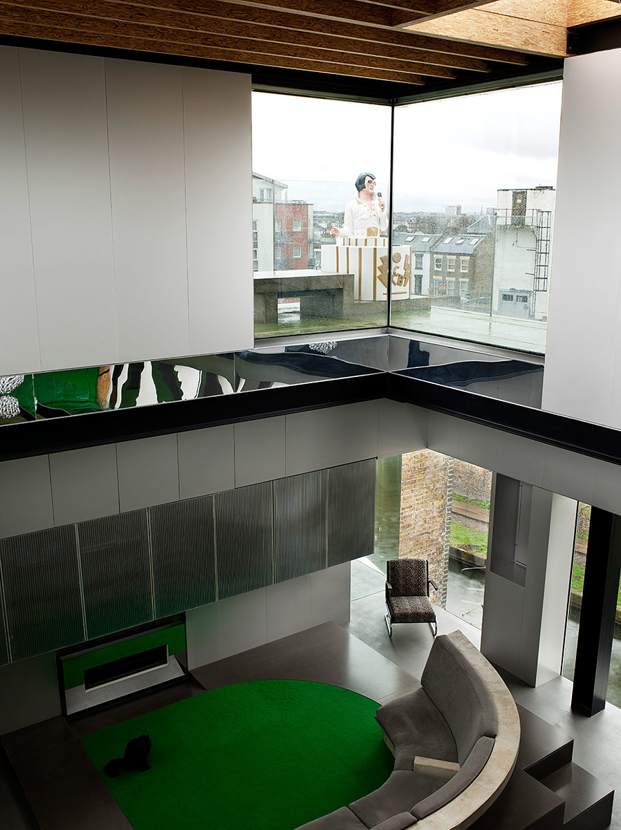 Casa Silverlight en Londres