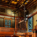 Veterans Room por Louis Comfort Tiffany