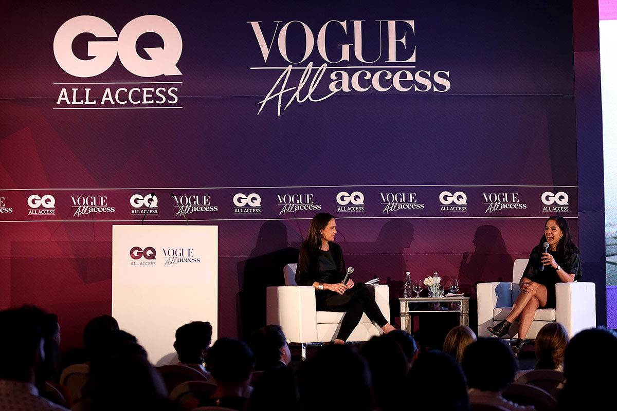 Foro Vogue All Access y GQ All Access