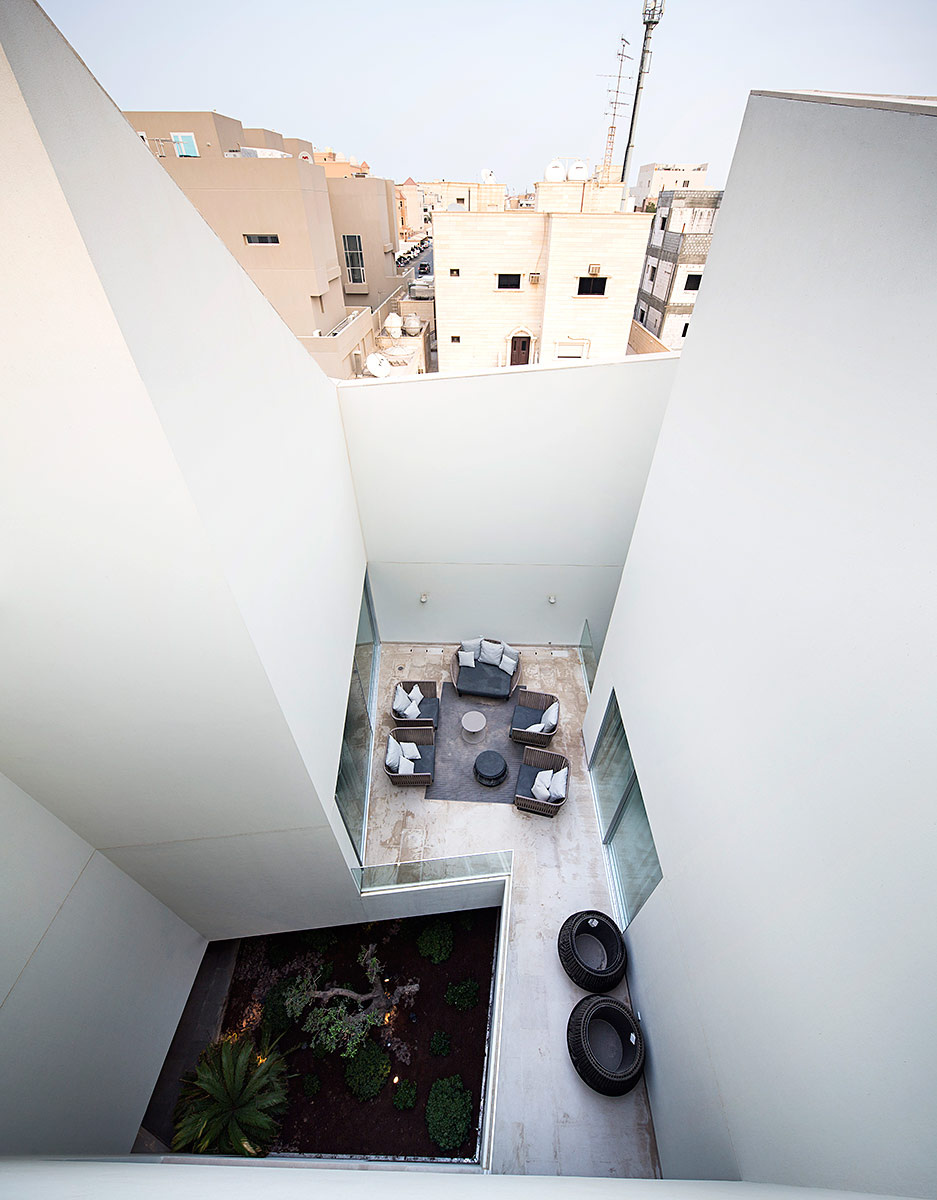 Casa en Kuwait por AGi Architects