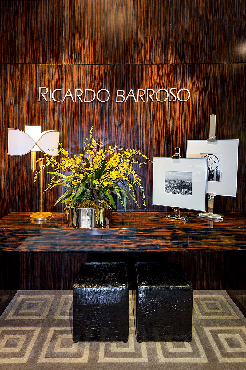 Showroom de Ricardo Barroso