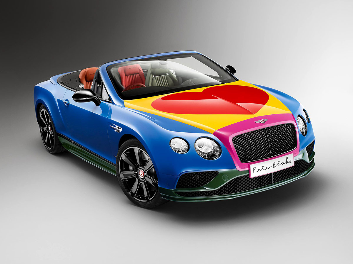 Bentley por Sir Peter Blake