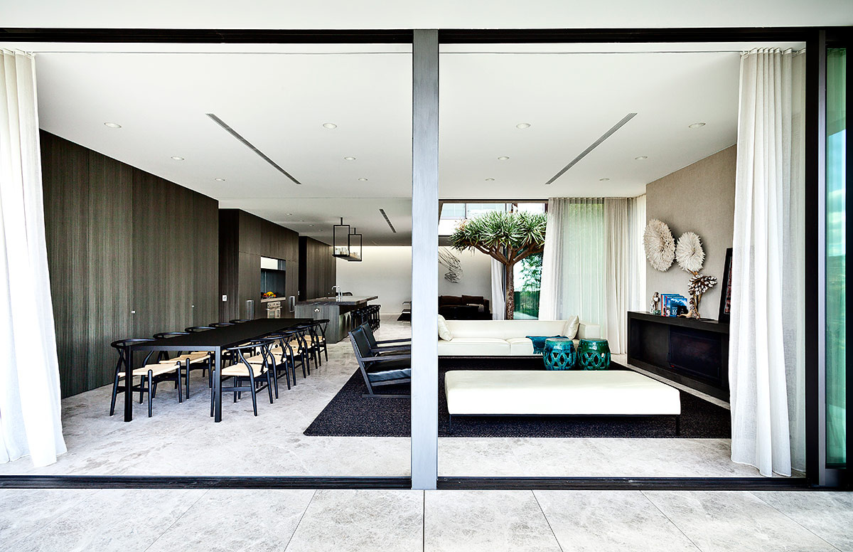Residencia por Madeleine Blanchfield Architects