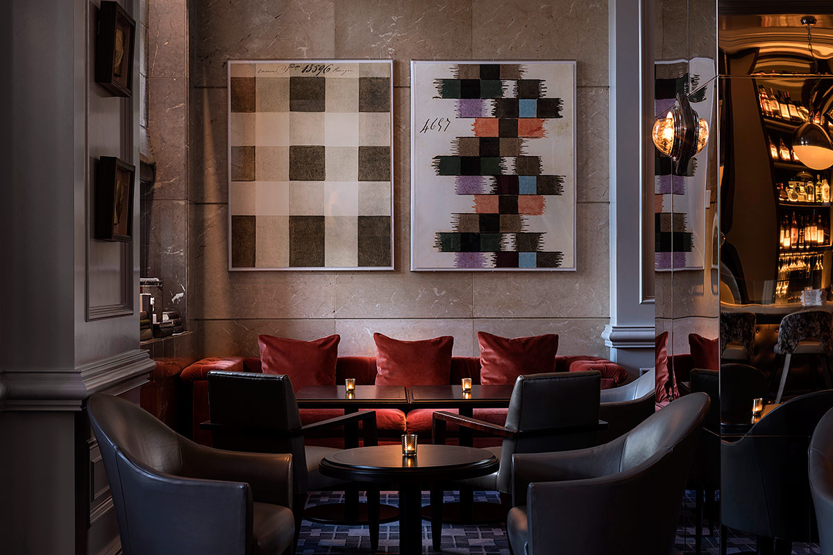 Bar Margot por Meyer Davis