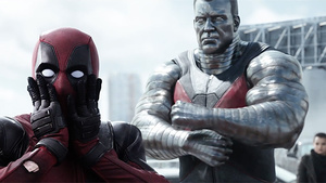 Design Fx: Deadpool
