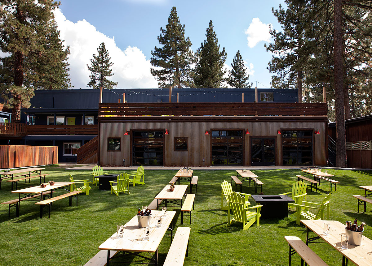 Hotel en Basecamp South Lake Tahoe