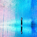 Laberinto digital por teamLab