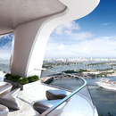 One Thousand Museum por Zaha Hadid Architects