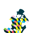 Morag Myerscough para Johnnie Walker