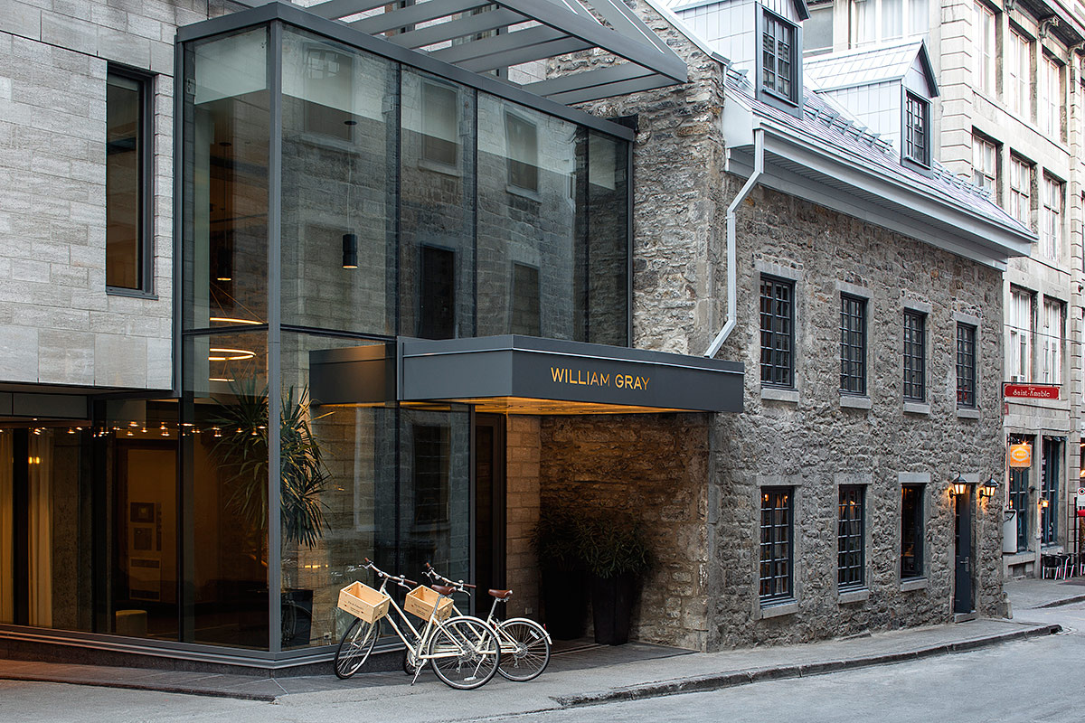 hotel William Gray Montreal