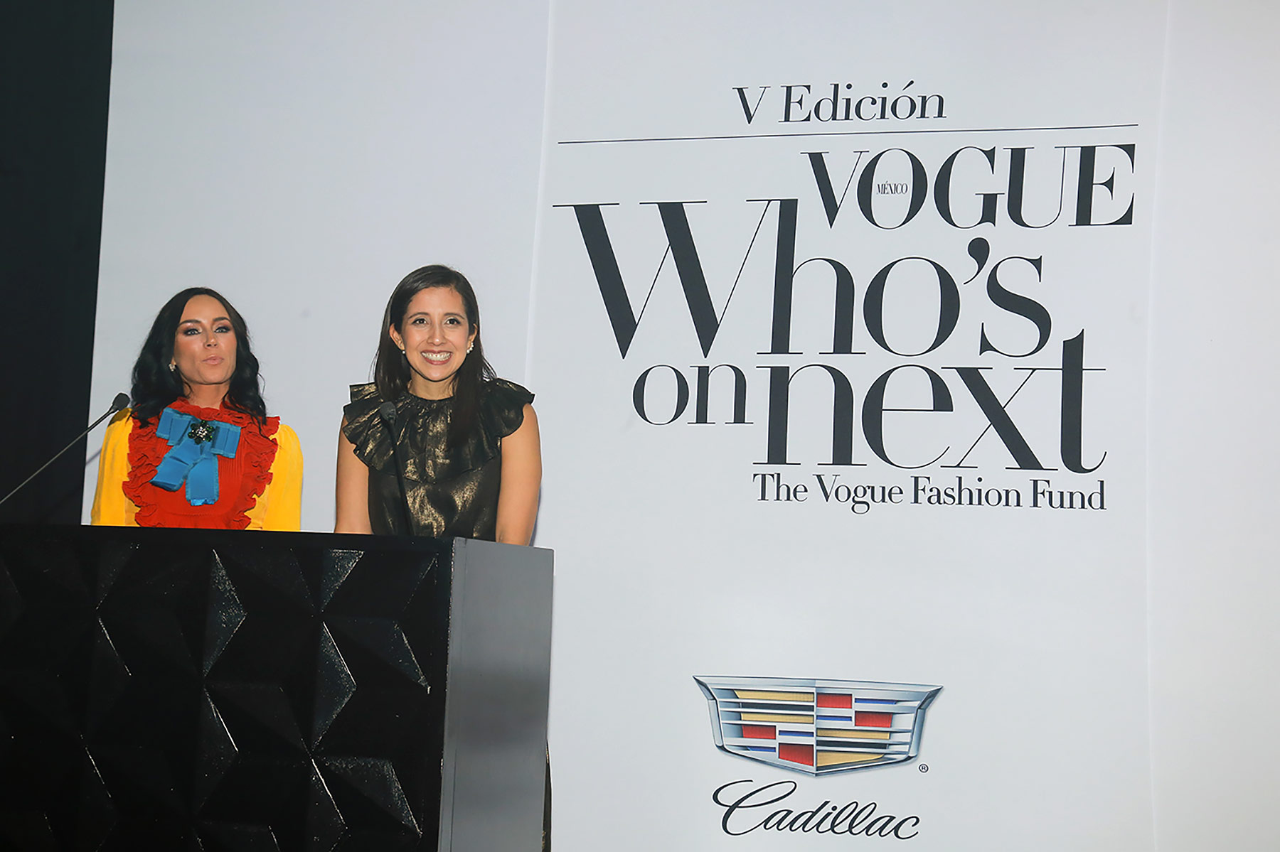 Who's On Next 2017 por Vogue México
