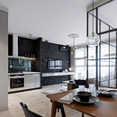 departamento en Kiev por Martins Architects
