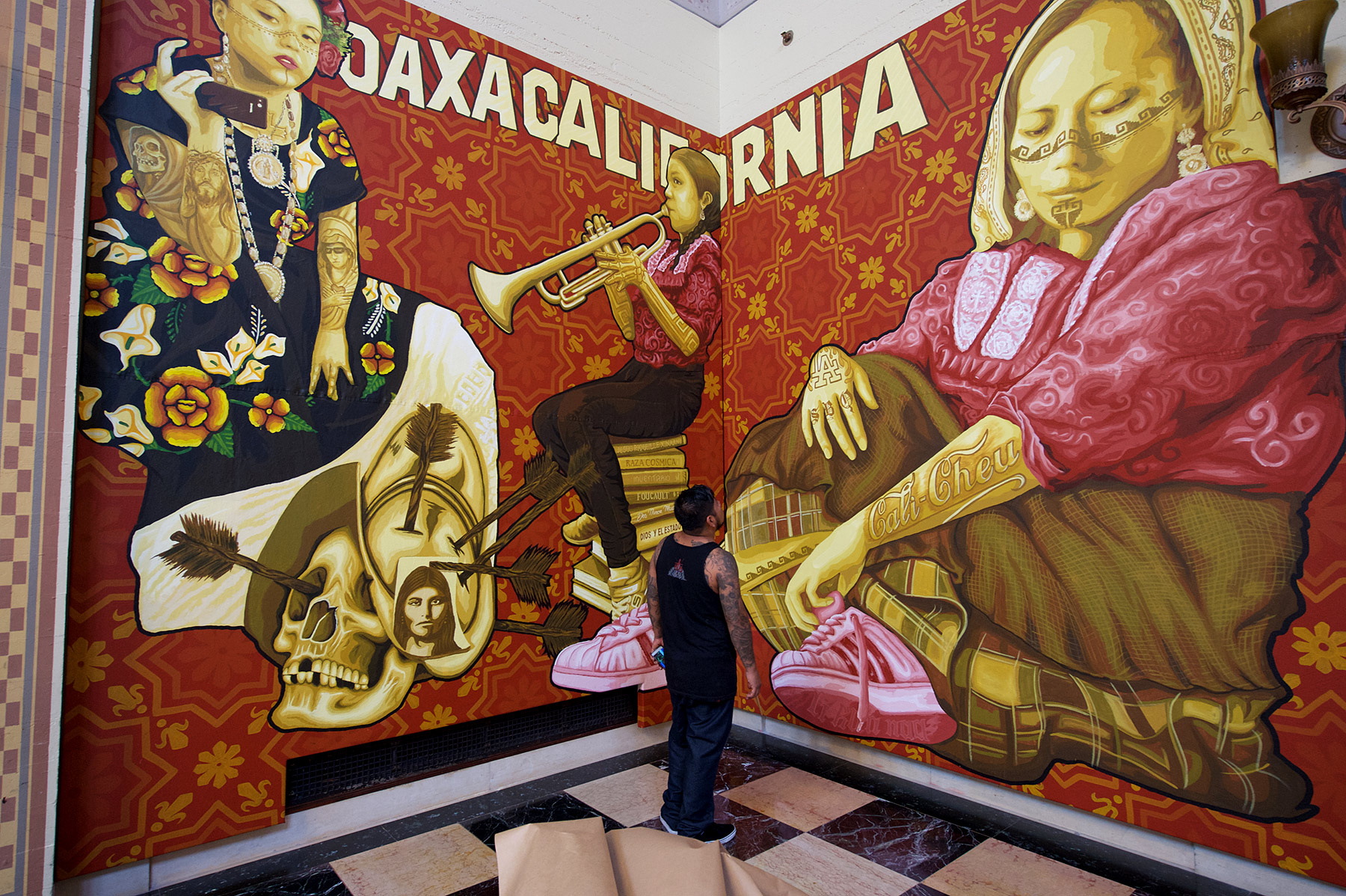 arte latino en los angeles