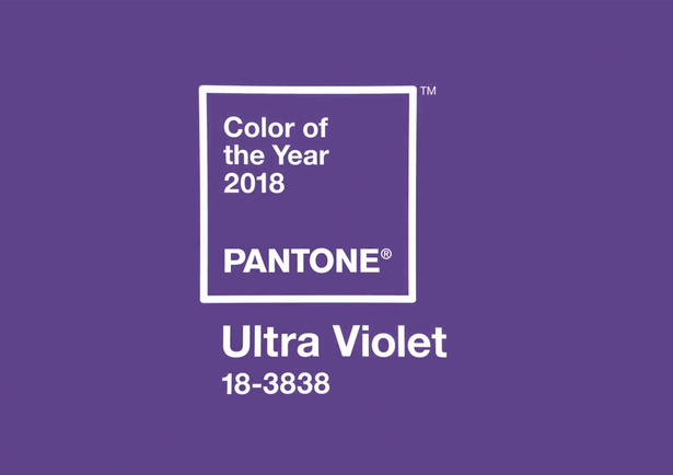 ¡Ultra Violet el color del 2018!