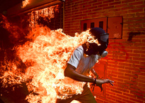 Conoce a los ganadores del WORLD PRESS PHOTO 2018